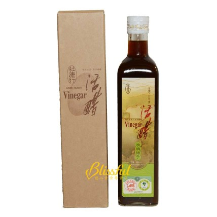 Good Health Plum Vinegar