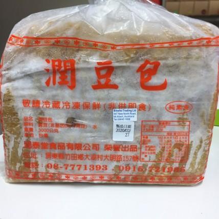 非基改素豆包