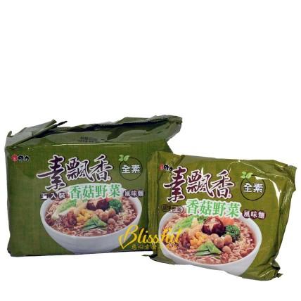 維力素飄香 香菇野菜泡麵(一包)