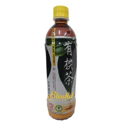 有機茶-佳葉龍茶(無糖)