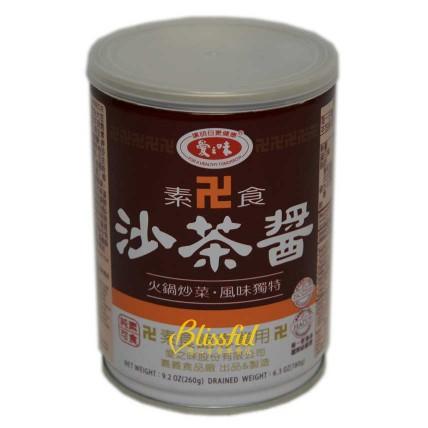 愛之味素食沙茶醬(小)