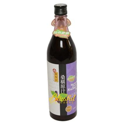 陳稼莊有機桑椹汁(無糖)