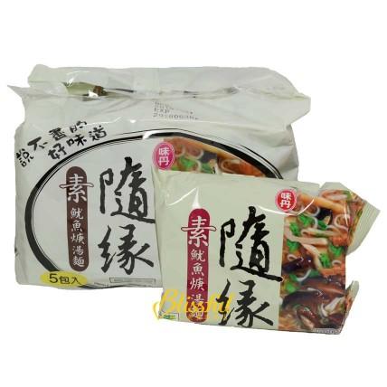 隨緣素魷魚羹泡麵 (一包)