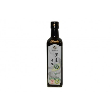 喜樂之泉有機黑豆醬油