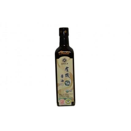 喜樂之泉有機黃豆醬油