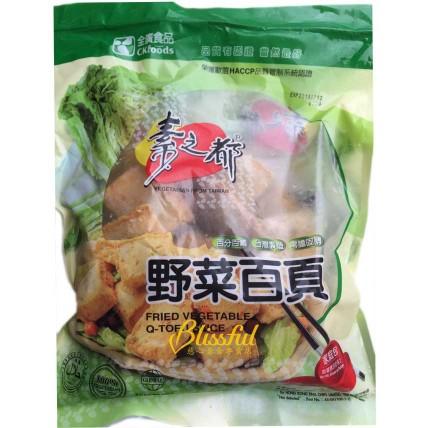 素之都野菜百頁豆腐3KG