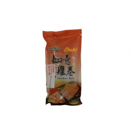 如意雞卷 (素食)