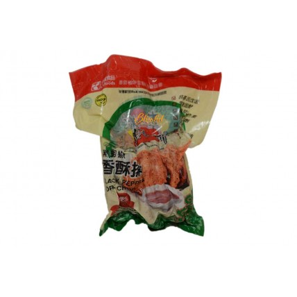 全廣黑椒香酥排 (素食)