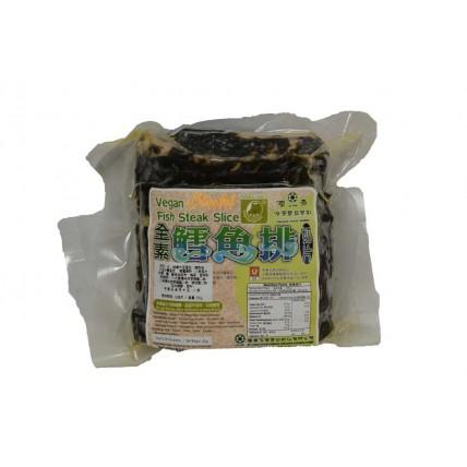 鱈魚排切片 (素食)