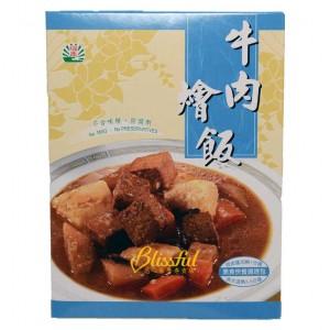牛肉燴飯(素食)