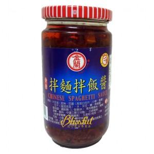 金蘭拌飯拌麵醬(大)