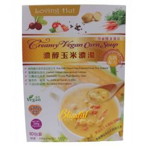 濃醇玉米濃湯