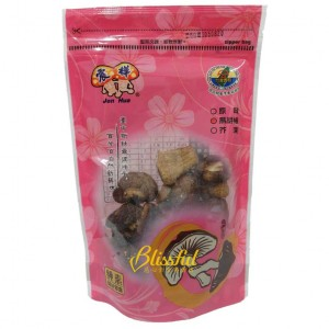 黑胡椒香菇