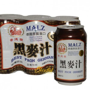 崇德發黑麥汁(一罐)