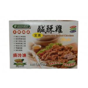 孚康 鹽酥雞300(全素無奶蛋)