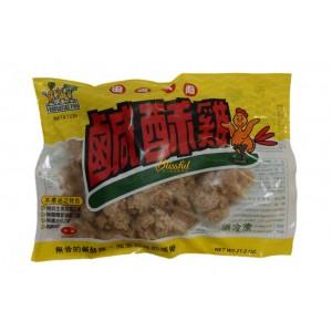 孚康田園之肉鹽酥雞600(全素無奶蛋)
