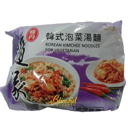 Korean Kimchi Instant Noodles-1p