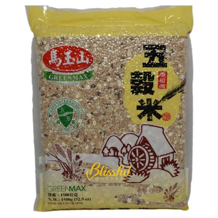 Greenmax Fine Multigrain Rice-1.5kg