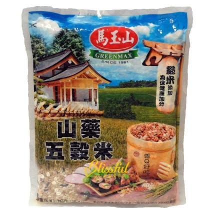 Chinese Yam Multigrain Rice-1kg