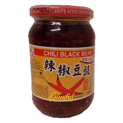 Chili Black Bean