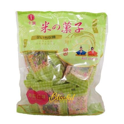 Millet Cracker Seaweed