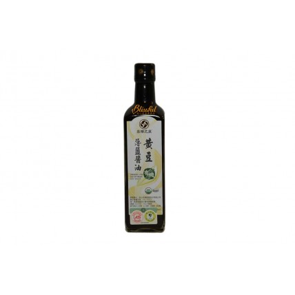 Organic Low Salt Soy Sauce