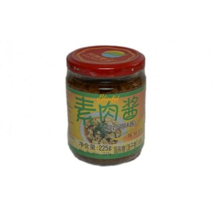 Vegetarian Mince Sauce