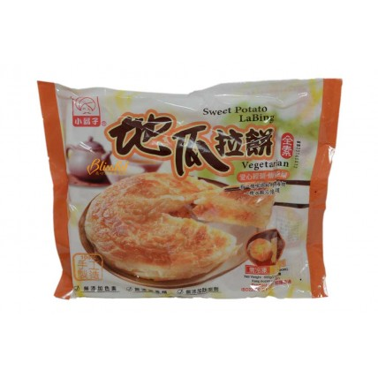 Kumara Pancake La Bing