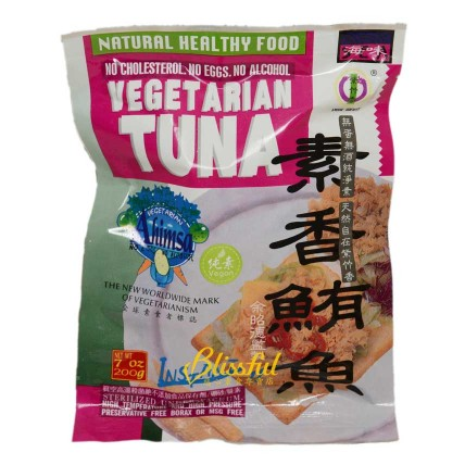 Vegetarian Tuna