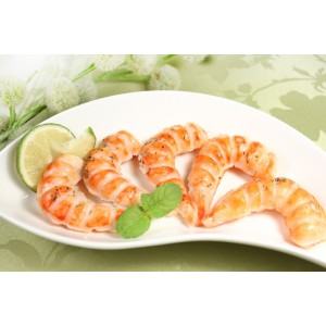 Fresh Vegetarian Ocean Shrimp-600G