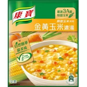 康寶玉米濃湯包