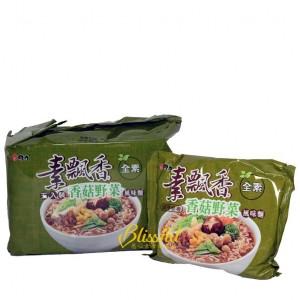 Vegetable and Mushroom Noodles-1p