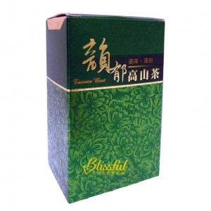 Taiwan High Mountain Tea