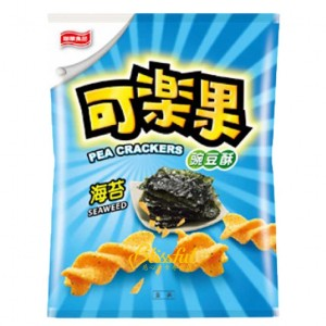 Pea Crackers-seaweed