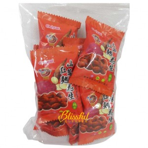 Peanut-Chinese yam and Red yeast flavor