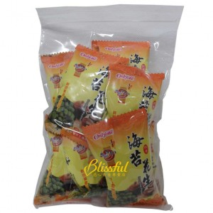 Peanut-seaweed flavor