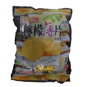 Lemon Thin Cracker