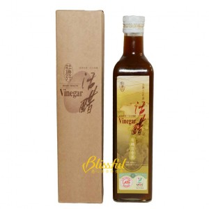 Organic Passion Fruit Vinegar
