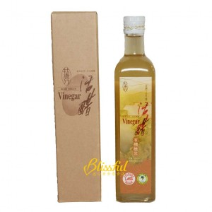 Organic Brown Rice Vinegar