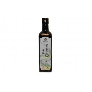 Organic Black Bean Soy Sauce